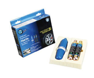 CO2 INFLATION TOOLS KIT